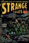 Cover for Strange Tales (Marvel, 1951 series) #27