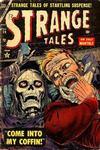Cover for Strange Tales (Marvel, 1951 series) #28