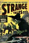 Cover for Strange Tales (Marvel, 1951 series) #29