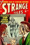 Cover for Strange Tales (Marvel, 1951 series) #33