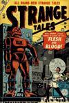Cover for Strange Tales (Marvel, 1951 series) #34