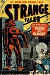 Cover for Strange Tales (Marvel, 1951 series) #34