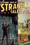 Cover for Strange Tales (Marvel, 1951 series) #36