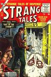 Cover for Strange Tales (Marvel, 1951 series) #37