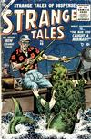 Cover for Strange Tales (Marvel, 1951 series) #40