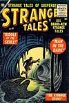Cover for Strange Tales (Marvel, 1951 series) #41