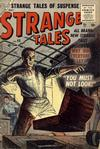 Cover for Strange Tales (Marvel, 1951 series) #46