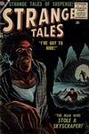 Cover for Strange Tales (Marvel, 1951 series) #48