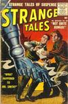 Cover for Strange Tales (Marvel, 1951 series) #49