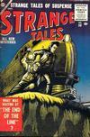 Cover for Strange Tales (Marvel, 1951 series) #50