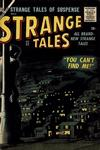 Cover for Strange Tales (Marvel, 1951 series) #52