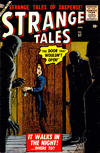 Cover for Strange Tales (Marvel, 1951 series) #57
