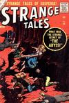 Cover for Strange Tales (Marvel, 1951 series) #60