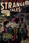 Cover for Strange Tales (Marvel, 1951 series) #64