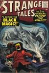 Cover for Strange Tales (Marvel, 1951 series) #71