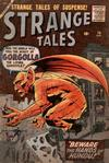 Cover for Strange Tales (Marvel, 1951 series) #74
