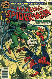 Cover Thumbnail for The Amazing Spider-Man (Marvel, 1963 series) #157 [25¢ Cover Price]
