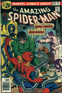 Cover Thumbnail for The Amazing Spider-Man (Marvel, 1963 series) #158 [25¢]