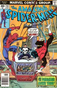 Cover Thumbnail for The Amazing Spider-Man (Marvel, 1963 series) #162