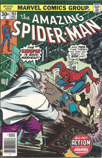 Cover Thumbnail for The Amazing Spider-Man (Marvel, 1963 series) #163