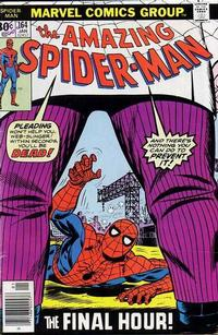 Cover Thumbnail for The Amazing Spider-Man (Marvel, 1963 series) #164