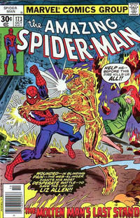 Cover Thumbnail for The Amazing Spider-Man (Marvel, 1963 series) #173 [30¢ Cover Price]