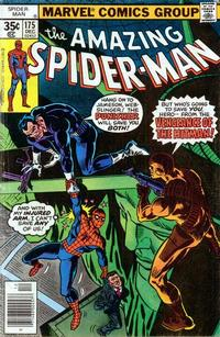 Cover Thumbnail for The Amazing Spider-Man (Marvel, 1963 series) #175 [Regular Edition]