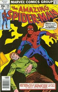 Cover Thumbnail for The Amazing Spider-Man (Marvel, 1963 series) #176