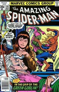 Cover Thumbnail for The Amazing Spider-Man (Marvel, 1963 series) #178