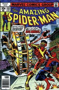 Cover Thumbnail for The Amazing Spider-Man (Marvel, 1963 series) #183 [Regular Edition]