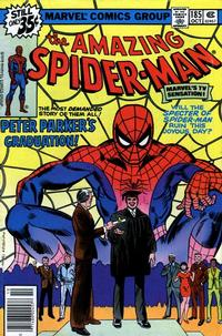 Cover Thumbnail for The Amazing Spider-Man (Marvel, 1963 series) #185 [Regular Edition]