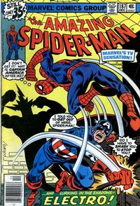 Cover Thumbnail for The Amazing Spider-Man (Marvel, 1963 series) #187 [Regular Edition]