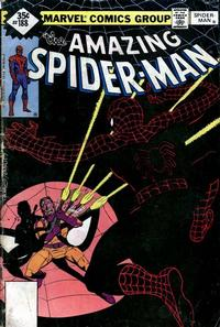 Cover Thumbnail for The Amazing Spider-Man (Marvel, 1963 series) #188 [Whitman]