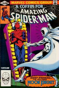 Cover Thumbnail for The Amazing Spider-Man (Marvel, 1963 series) #220 [Direct Edition]