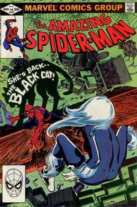 Cover Thumbnail for The Amazing Spider-Man (Marvel, 1963 series) #226 [Direct Edition]