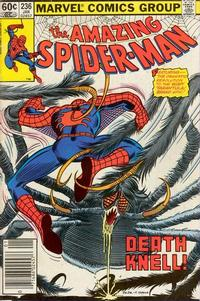 Cover Thumbnail for The Amazing Spider-Man (Marvel, 1963 series) #236 [Newsstand]