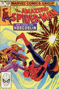Cover Thumbnail for The Amazing Spider-Man (Marvel, 1963 series) #239 [Direct Edition]
