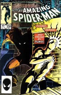 Cover Thumbnail for The Amazing Spider-Man (Marvel, 1963 series) #256 [Direct Edition]