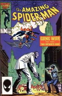 Cover Thumbnail for The Amazing Spider-Man (Marvel, 1963 series) #286 [Direct Edition]