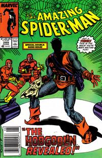 Cover Thumbnail for The Amazing Spider-Man (Marvel, 1963 series) #289 [Newsstand]