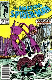 Cover Thumbnail for The Amazing Spider-Man (Marvel, 1963 series) #292 [Newsstand]