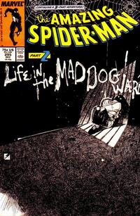 Cover Thumbnail for The Amazing Spider-Man (Marvel, 1963 series) #295 [Direct Edition]