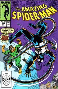 Cover Thumbnail for The Amazing Spider-Man (Marvel, 1963 series) #297 [Direct Edition]