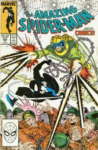 Cover Thumbnail for The Amazing Spider-Man (Marvel, 1963 series) #299 [Direct Edition]