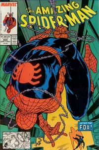 Cover Thumbnail for The Amazing Spider-Man (Marvel, 1963 series) #304 [Direct]