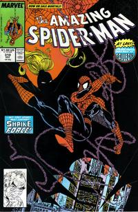 Cover Thumbnail for The Amazing Spider-Man (Marvel, 1963 series) #310 [Direct Edition]