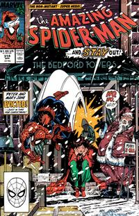 Cover Thumbnail for The Amazing Spider-Man (Marvel, 1963 series) #314 [Direct Edition]