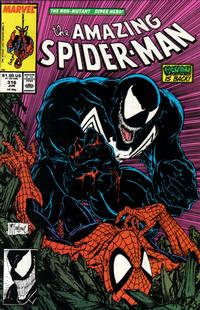 Cover Thumbnail for The Amazing Spider-Man (Marvel, 1963 series) #316 [Direct]