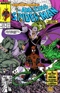 Cover Thumbnail for The Amazing Spider-Man (Marvel, 1963 series) #319 [Direct Edition]