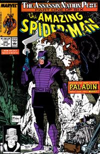 Cover Thumbnail for The Amazing Spider-Man (Marvel, 1963 series) #320 [Direct Edition]